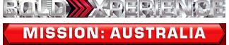 Bold Xperience Mission: Australia
