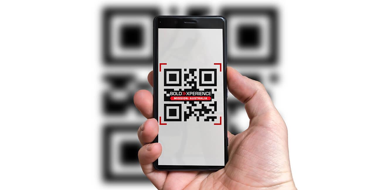 Temukan dan Scan QR Code Buat Dapetin Poin Besar